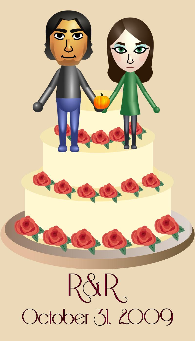 Cake « Raj & Robyn